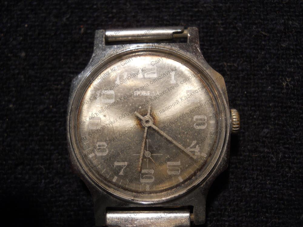 Часов победа наручных скупка часы в ломбардах купить