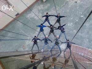 Промышленные альпинисты в подмосковье