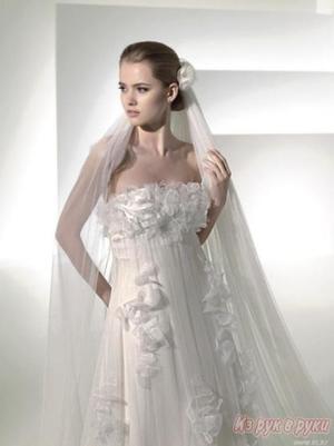 98fcf895d1f Свадебное платье Pronovias
