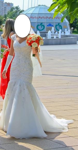 1bc44eb0d57 Свадебные платья в Казахстане